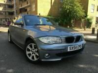 2004 BMW 1 SERIES 116i MANUAL PETROL LONG MOT