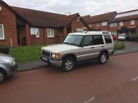 2000 Landrover Discovery td5