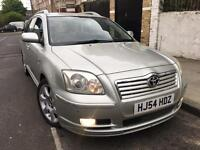 TOYOTA AVENSIS T4 2.0 ESTATE AUTOMATIC 2005 1 OWNR+INVOICES+A/C