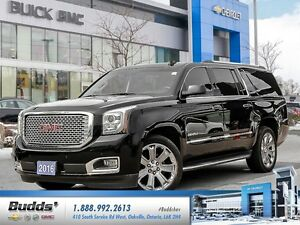 2016 GMC Yukon XL Denali Safety & Re-Conditioned