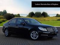 Mercedes-Benz C Class C180 EXECUTIVE SE PREMIUM PLUS (black) 2014-03-21