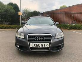 AUDI A6 2.0 TDI S-LINE DSG LEMANS EDITION FULLY LOADED 11 MONTHS MOT PX WELCOME 2010