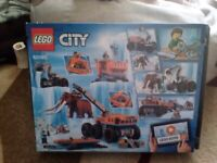 Lego 60195 City Arctic Mobile
