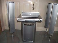 panasonic dvd surround system very good condition