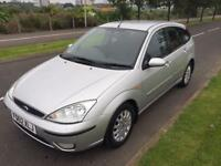 FORD FOCUS 1.8 DIESEL MOT AUGUST 2018
