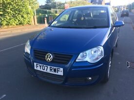2007 Volkswagen Polo 1.4 S 5dr