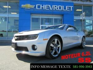 2010 CHEVROLET CAMARO SS V8 6.2L