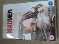 DVD, MAD MEN Series 7 Part 2 (last 7 episodes)