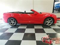 2014 Chevrolet Camaro LT CONVERTIBLE/LEATHER/NAVIGATION