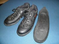 "Curling Shoes - Eagle Make with BlancePlus ""Kipper"" Size UK 8.5 (Eu 43)"