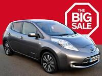 Nissan Leaf TEKNA (grey) 2016-10-24