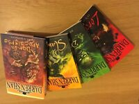 Darren Shan Book Collection