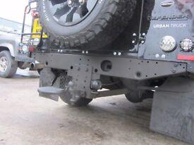 Waxoyl Rust treatment Land Rover Toyota Hilux