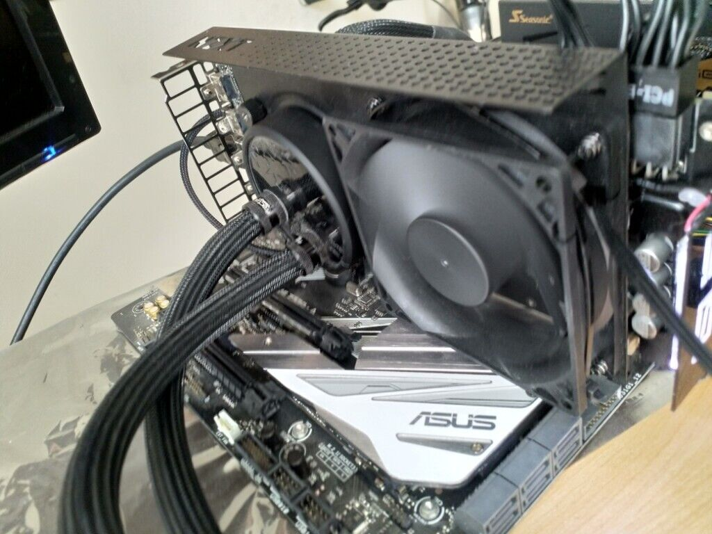 Gaming pc i7 8700k, 1080ti, 16Gb 3200Mhz DDR 4 2x M 2 drives, liquid cooled  | in Bournemouth, Dorset | Gumtree