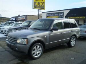 2007 Land Rover Range Rover HSE! 165K! NAV! LOADED!