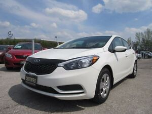 2015 Kia Forte LX / ONE OWNER / ACCIDENT FREE