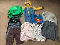 Boys 6-7 clothing bundle