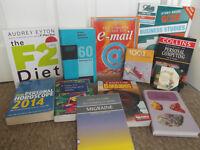 Assorted Lifestyle Books Job Lot