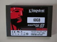 Kingston 60gb SSD