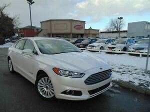 2015 Ford Fusion LEATHER