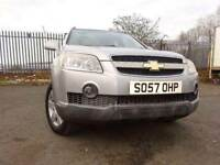 08 CHEVROLET CAPTIVA LT VCDI 2.0 DIESEL,7 SEATER,4X4,MOT JAN 019,3 OWNER,2 KEY,FULL SERVICE HISTORY