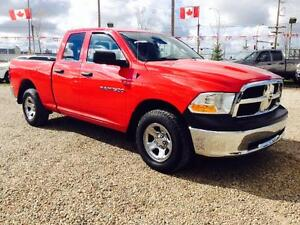 2012 Dodge Ram 1500 0 DOWN,0 PAY. UNTIL MARCH 2017 Edmonton Edmonton Area image 2