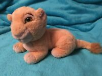 Disney Nala soft toy from the lion king.