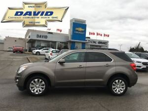 2012 Chevrolet Equinox 2LT FWD/ LEATHER/ NAVIGATION/ 18in CHROME
