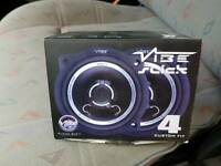Vibe VW T4 dash speakers upgrade