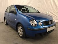 2004 Volkswagen Polo 1.9SDI Twist 5dr *** Full Years MOT ***