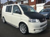 Beautifully Finished T5 VW Transporter Camper