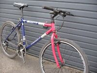 """Med 19"""" SCOTT mountain bike - central Oxford - ready to ride"""