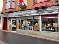 House clearance store