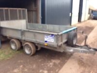 Ifor Williams 10x5.5 Dropside 2.7t Trailer