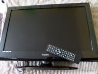 TV-DVD combo with Freeview