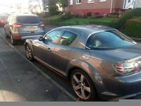 Mazda RX8 for sale or swap £1400 ono
