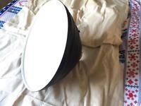 Bowens super soft 600 diffuser + 40 sunlight
