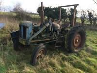 Tractors, Fordson major