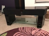 Evesham Soundstage X1 TV Stand - built in speakers