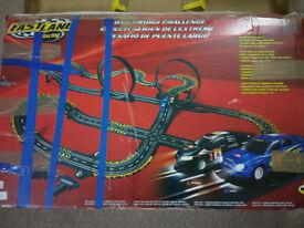 Fast lane racing cars and tracks