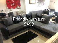 Brand new sofa's armchairs and corner sofa sets