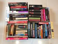 Books - Various: Languages, Novels, Teenage, Crafts, Cooking, Business, Health, Travel etc.