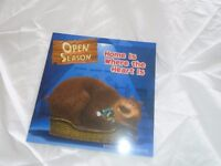 Childrens book Open Season book
