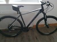 Cube aim comp 29er 2017 mountain bike
