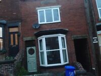 3 bed house to let , Sheffield S11, near city, university and hospital.