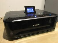 Canon MG5350 all-in-one A4 printer and scanner, including WiFi & AirPrint, great condition