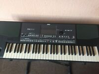 Korg PA 600 keyboard in very good condition