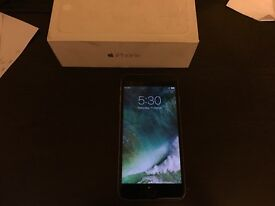 iPhone 6 Plus 16gb Space Grey Unlocked As New Condition