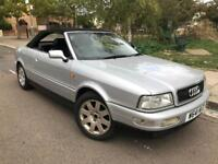 CLASSIC AUDI CABRIOLET FULL SERVICE HISTORY £2495