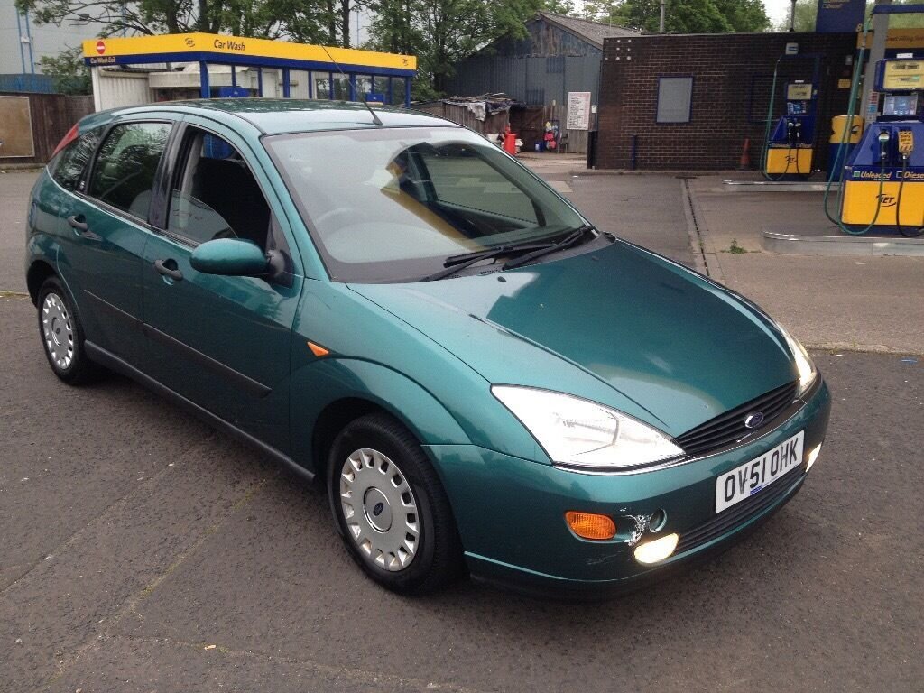 ford focus ghia in sparkhill west midlands gumtree. Black Bedroom Furniture Sets. Home Design Ideas